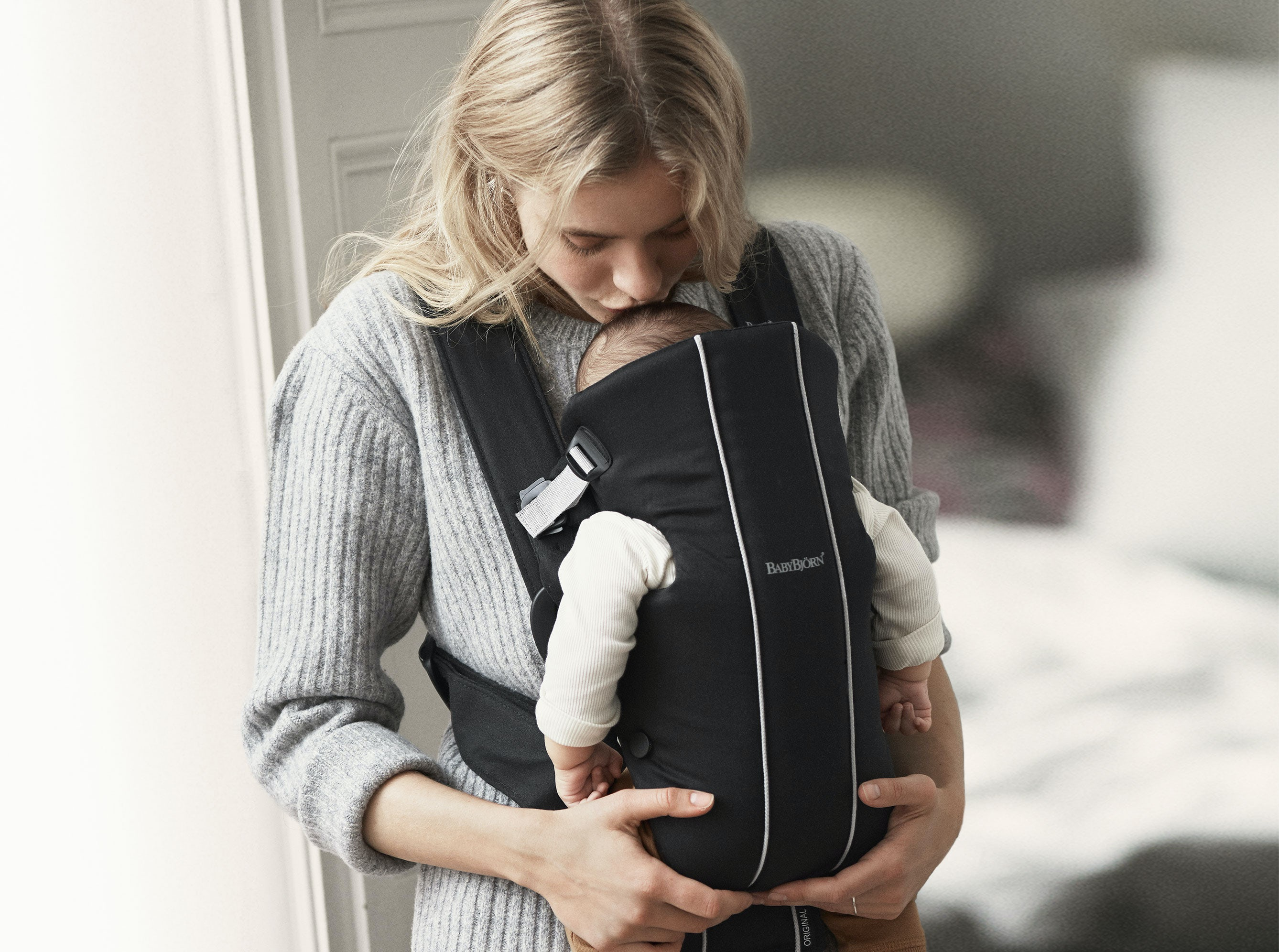 Baby Carrier Original - Black Spirit