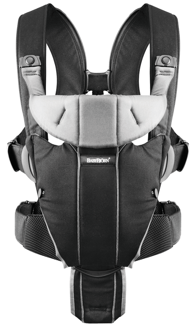 Baby Carrier Miracle – comfy back support