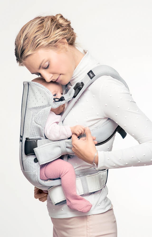 baby carrier one air in soft airy mesh babybj rn rh babybjorn com Baby Bjorn Dad Baby Bjorn Recall