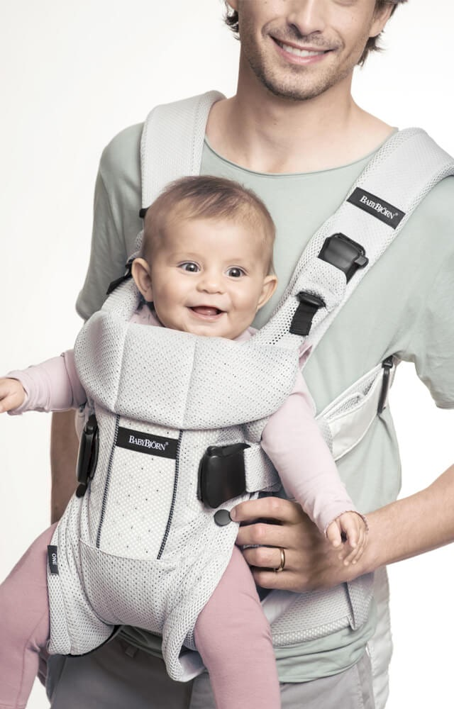 Baby Carrier One Air In Soft Airy Mesh Babybjrn