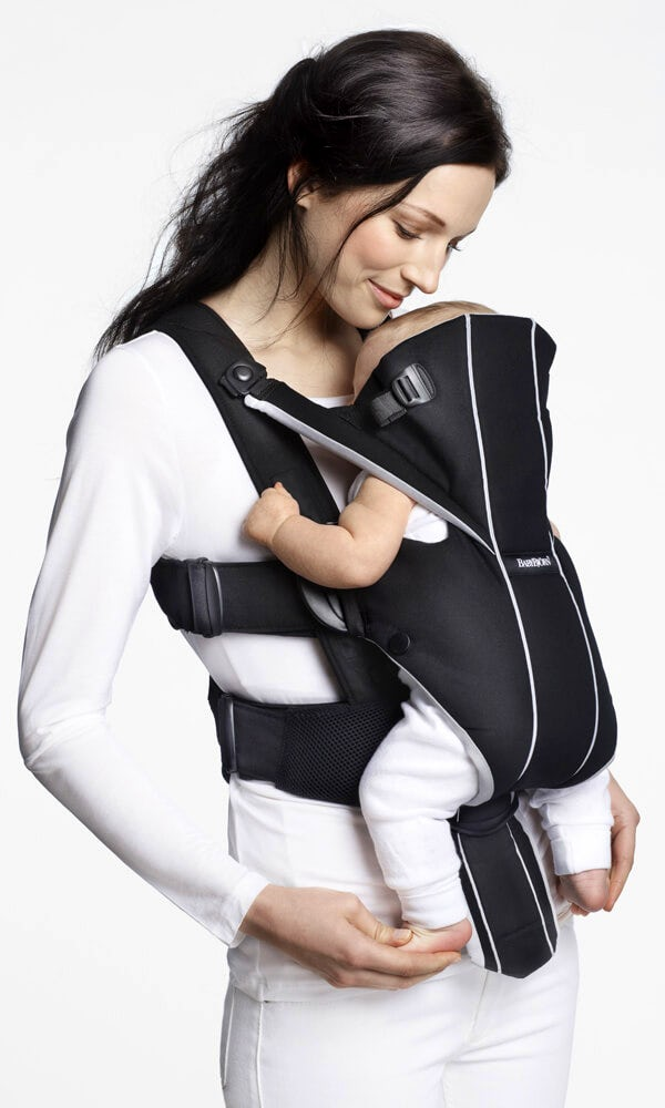 Baby Carrier Miracle - comfy back support | BABYBJÖRN