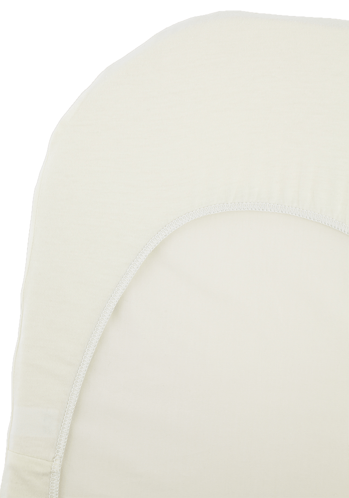 76223f75cdd Soft   comfy fitted cradle sheet