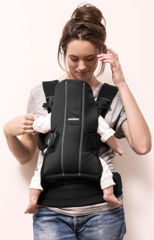 Baby Carrier We Carry Baby On Back Babybj 214 Rn