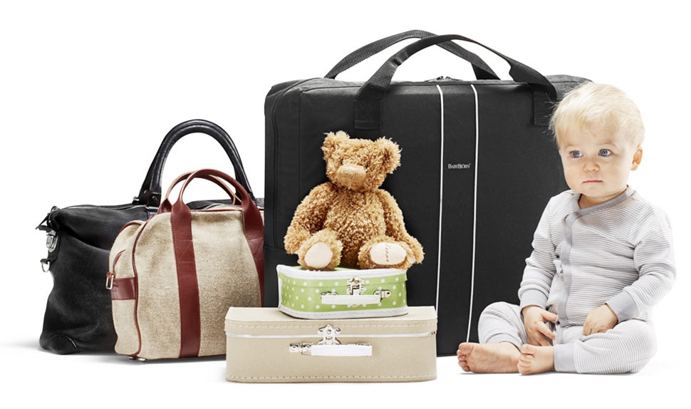 Travel Crib Light Transportbag - BABYBJÖRN – When you travel with a baby you'll need plenty of baby gear.