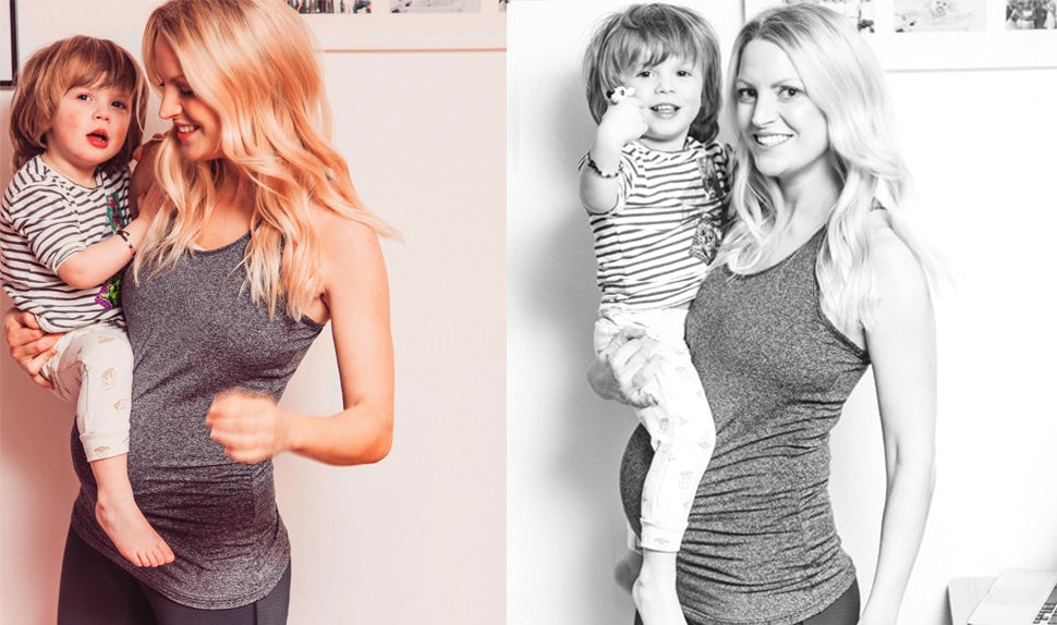 BABYBJÖRN Magazine for Parents – Alicia Irvine-MacDougall is expecting her second child and has some good advice about exercise during pregnancy.