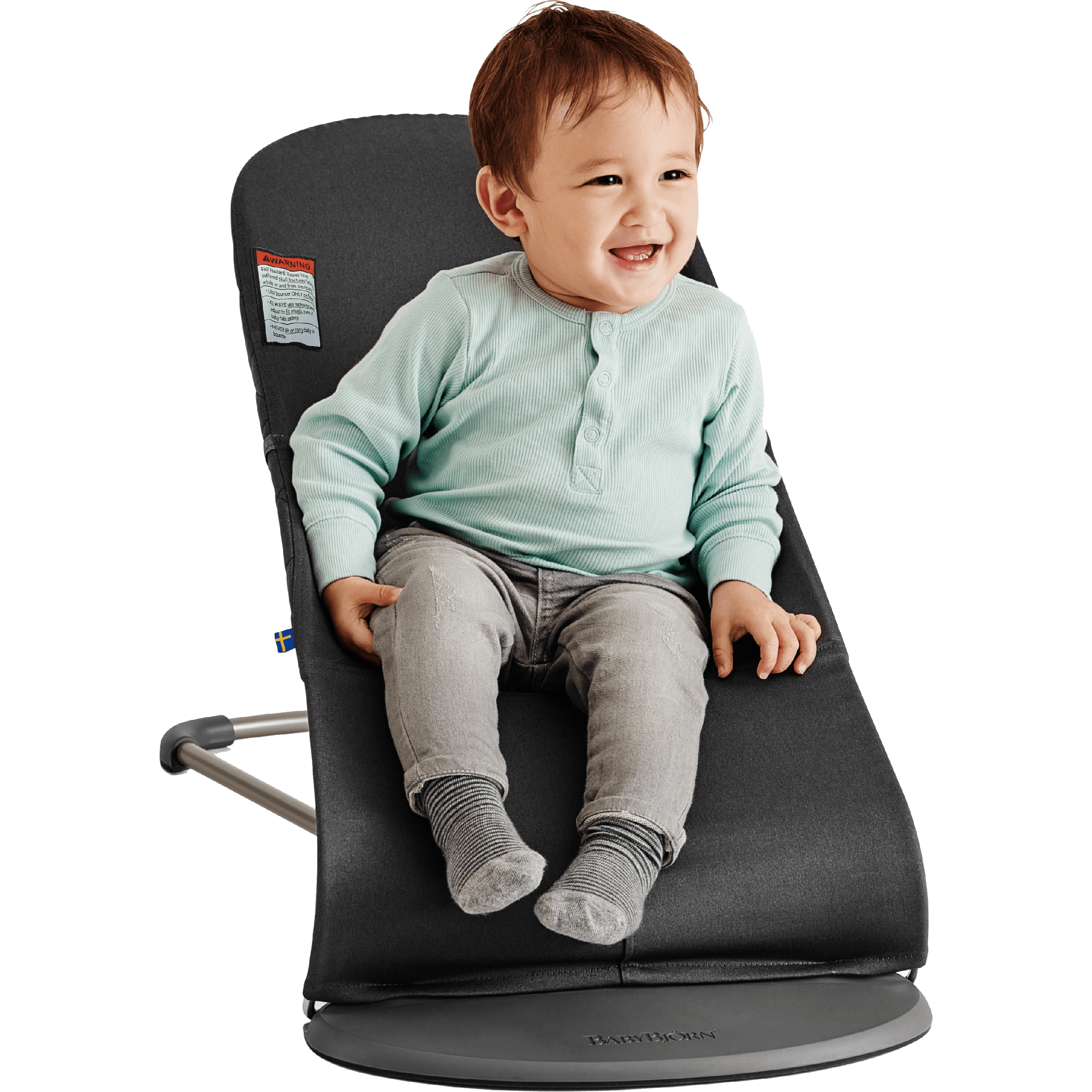 adee51ecc Bouncer Bliss – a cozy seat for newborns