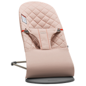 Bouncer Bliss Old Rose Cotton - 006014 - BABYBJORN
