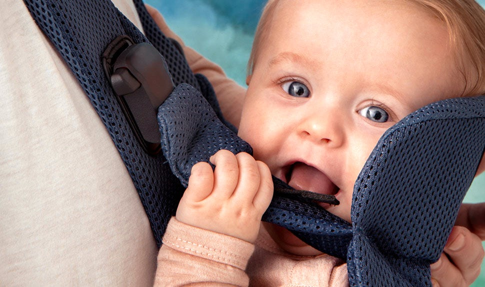 Baby carriers and safety | BABYBJÖRN