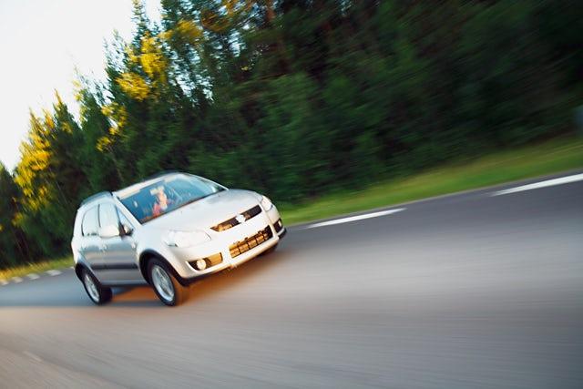 Magazine BABYBJÖRN – Tina a accouché en voiture très vite, au milieu de l'autoroute. Heureusement, tout s'est passé à merveille.