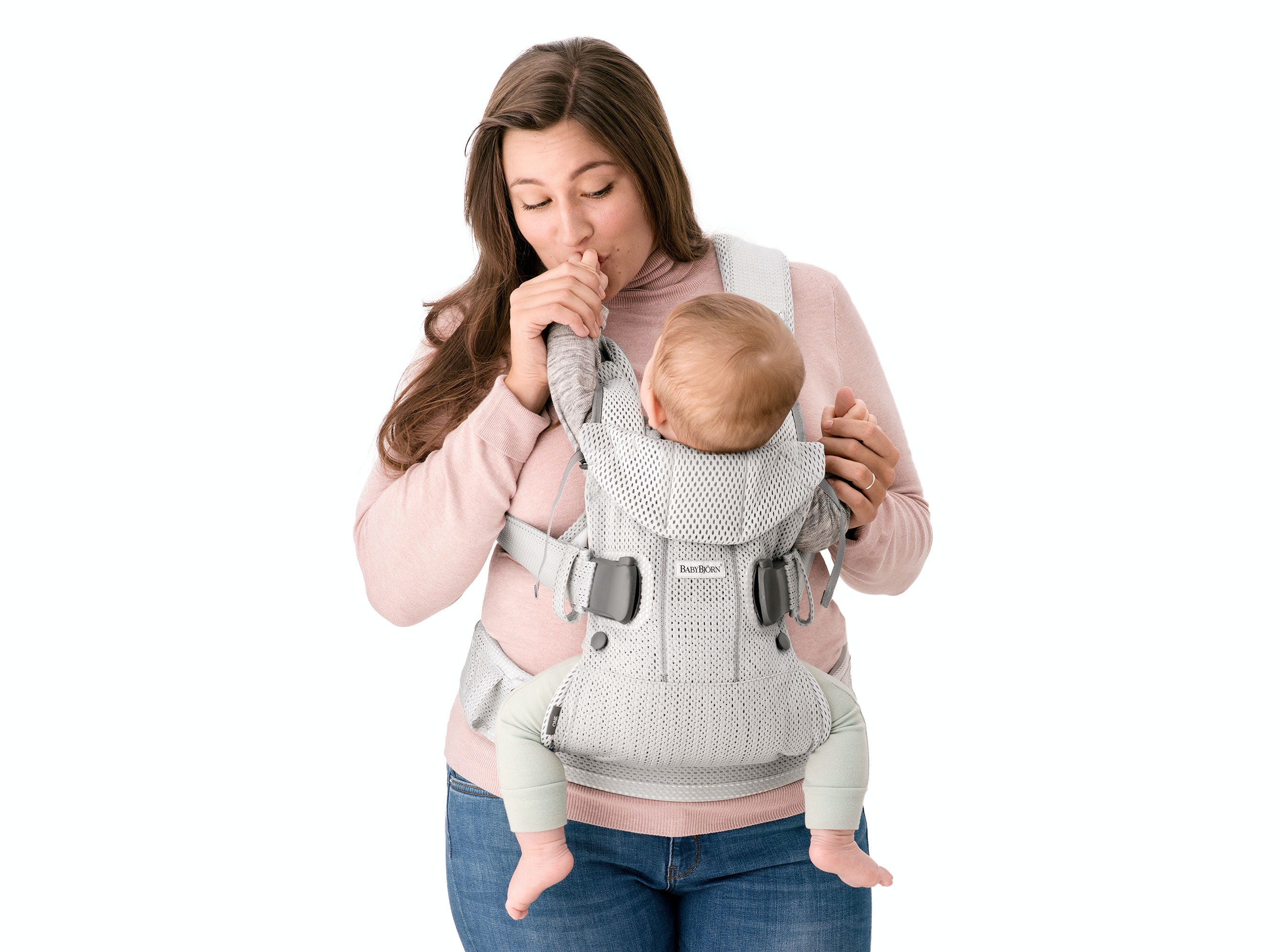 3b404114d7ba Baby Carrier One Air – in cool, airy mesh   BABYBJÖRN