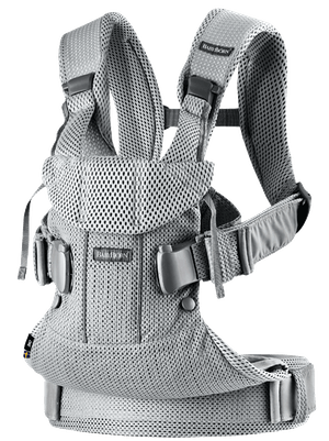 Baby Carrier One Air in flexible, airy mesh