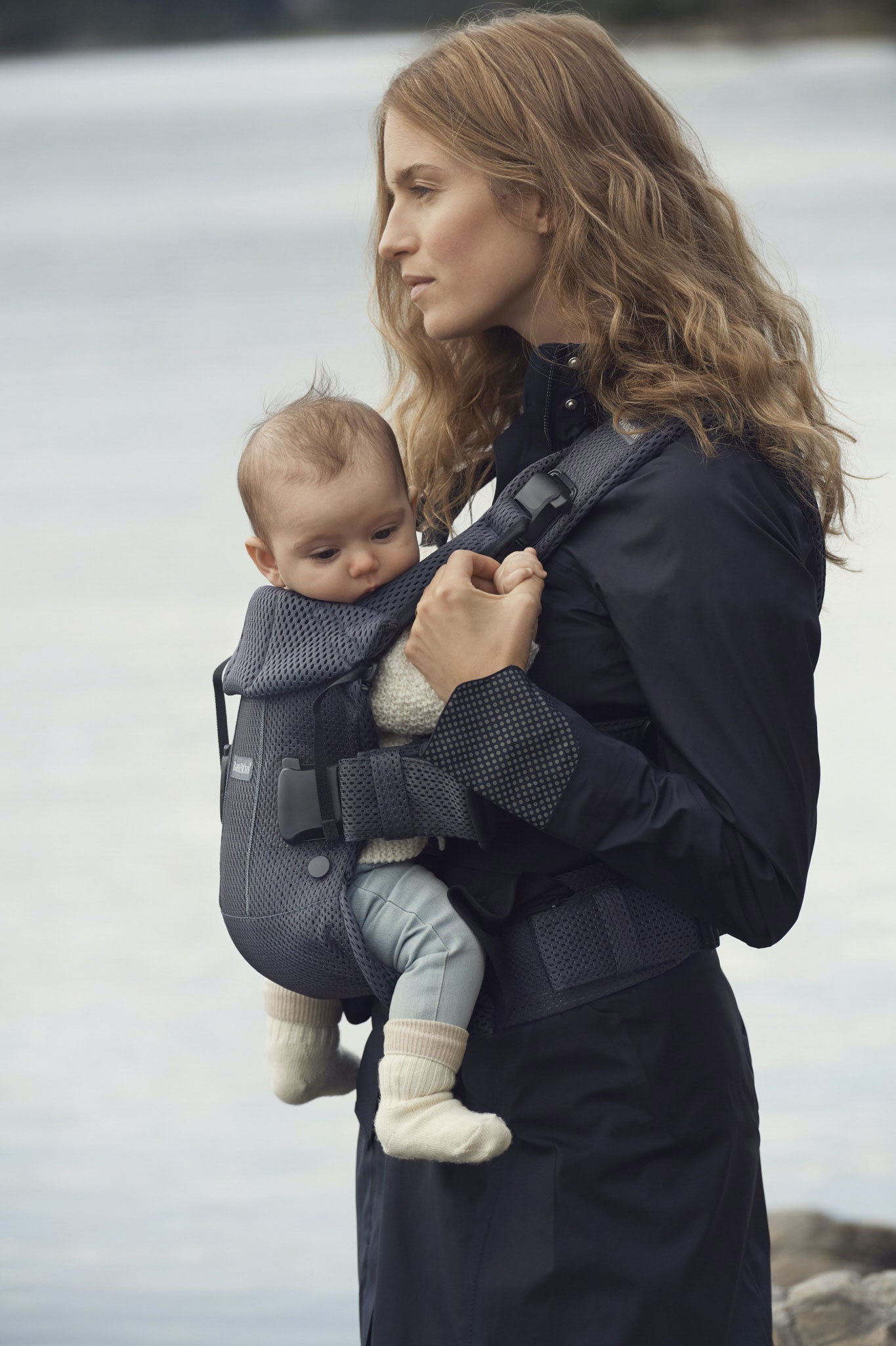 Breathable Mesh Baby Carrier