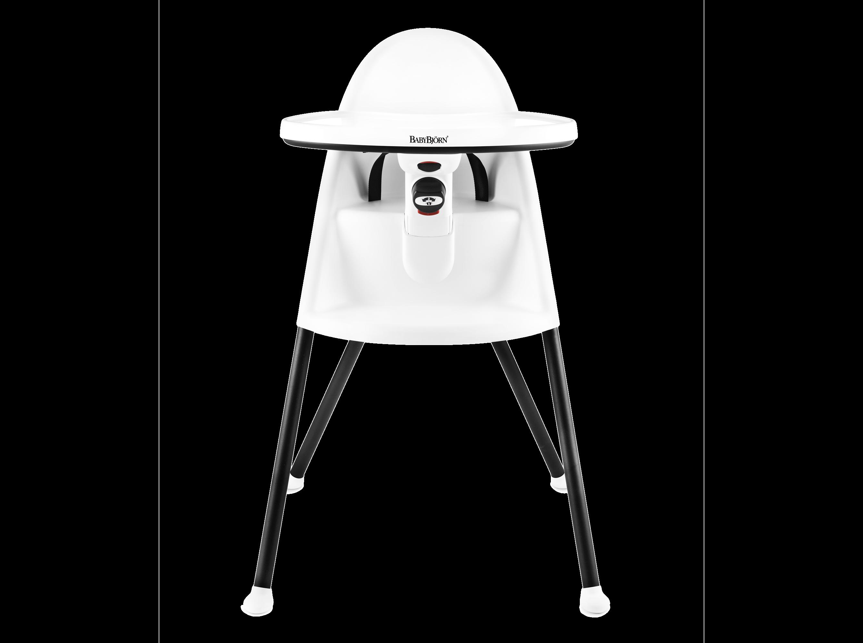 High Chair, white