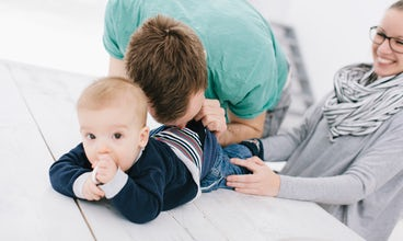 BABYBJÖRN Magazine – Parents with superpowers: they change or 'investigate' thousands of diapers.