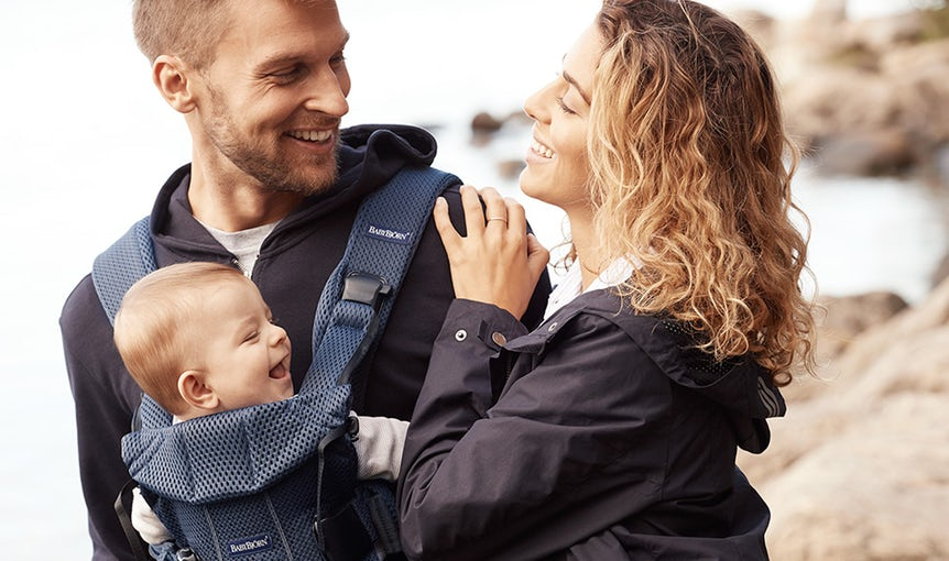 Babywearing guide – when can you start using a baby carrier | BABYBJÖRN