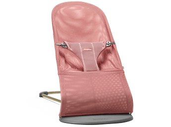 BABYBJÖRN Bouncer Bliss, Vintage rose, Mesh – Baby Power Collection