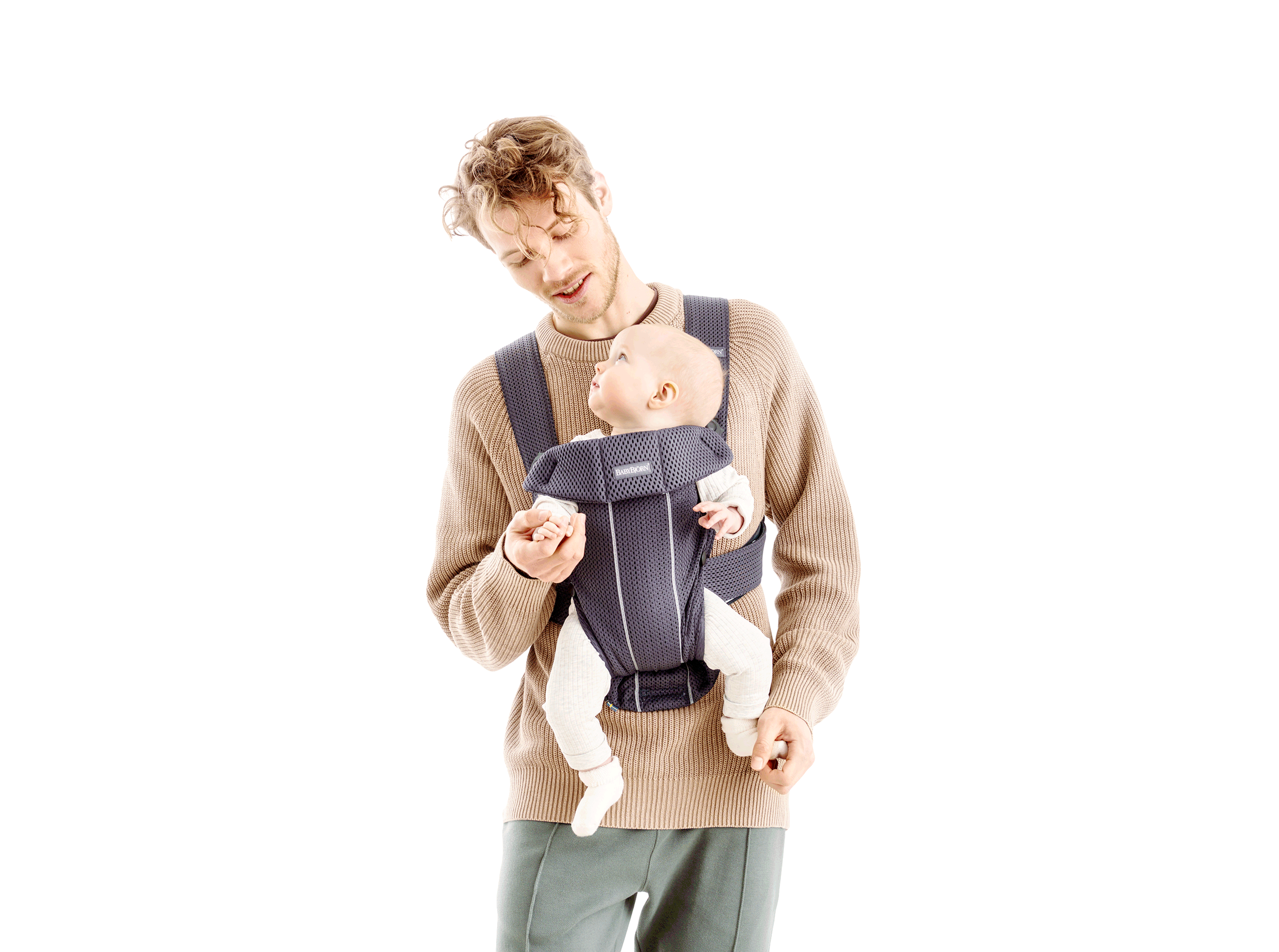 15c2ba80cc2 Baby Carrier Mini – perfect for a newborn