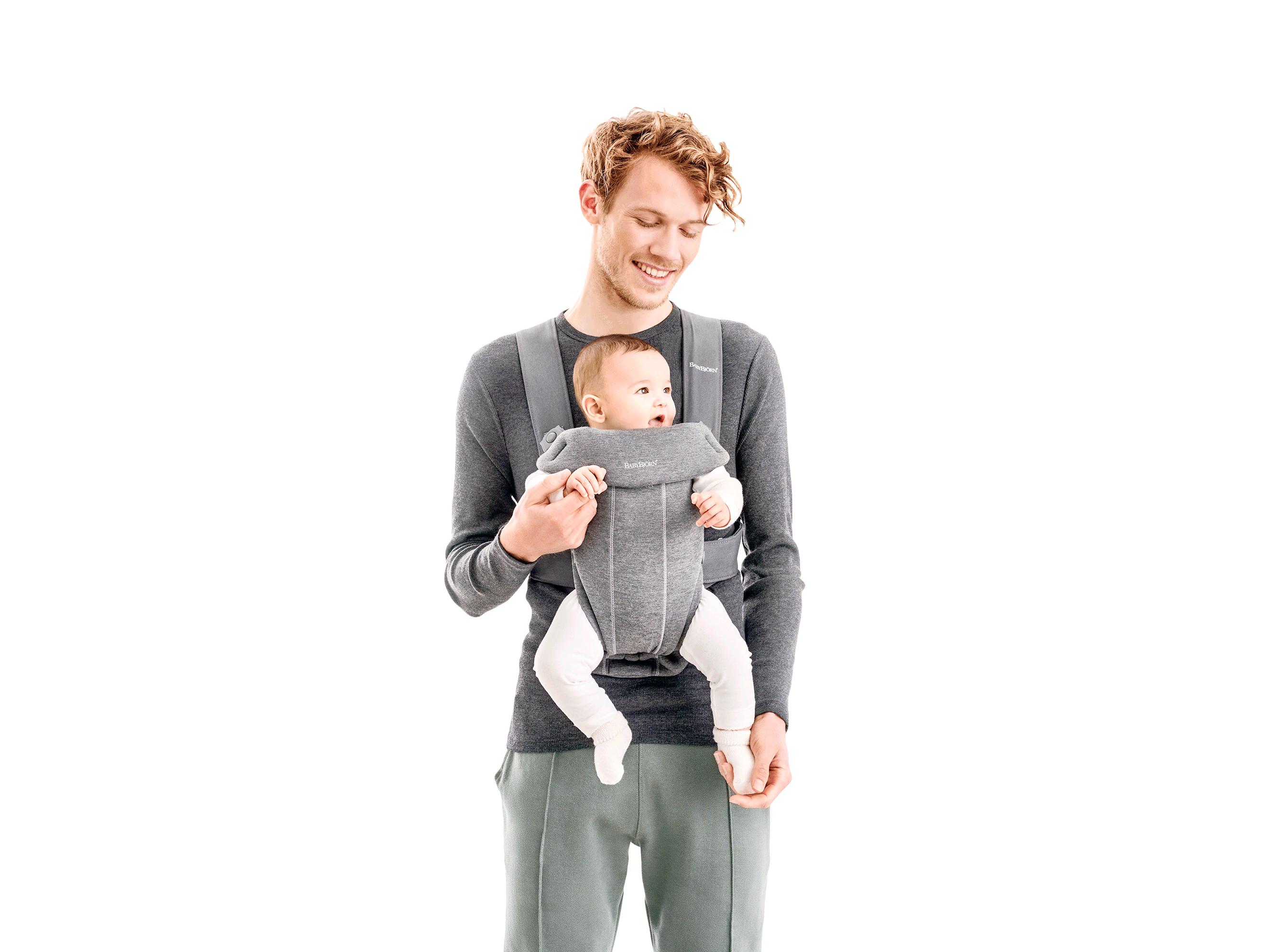 13f24dbb0 Baby Carrier Mini – perfect for a newborn | BABYBJÖRN