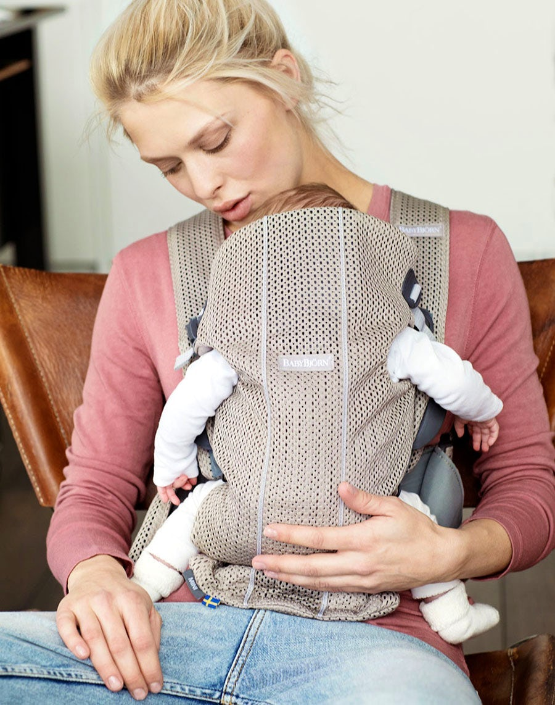 4ba4e0720b5 New soft Baby Carrier Mini – for newborns