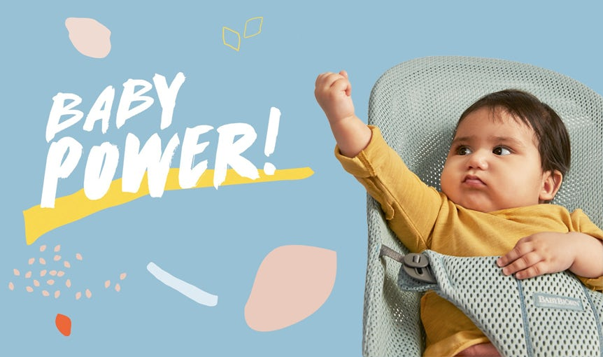 Baby Power - New collection 2018 | BABYBJÖRN
