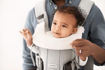 Bavoir pour Porte-bébé One et Porte-Bébé One Air - BABYBJÖRN