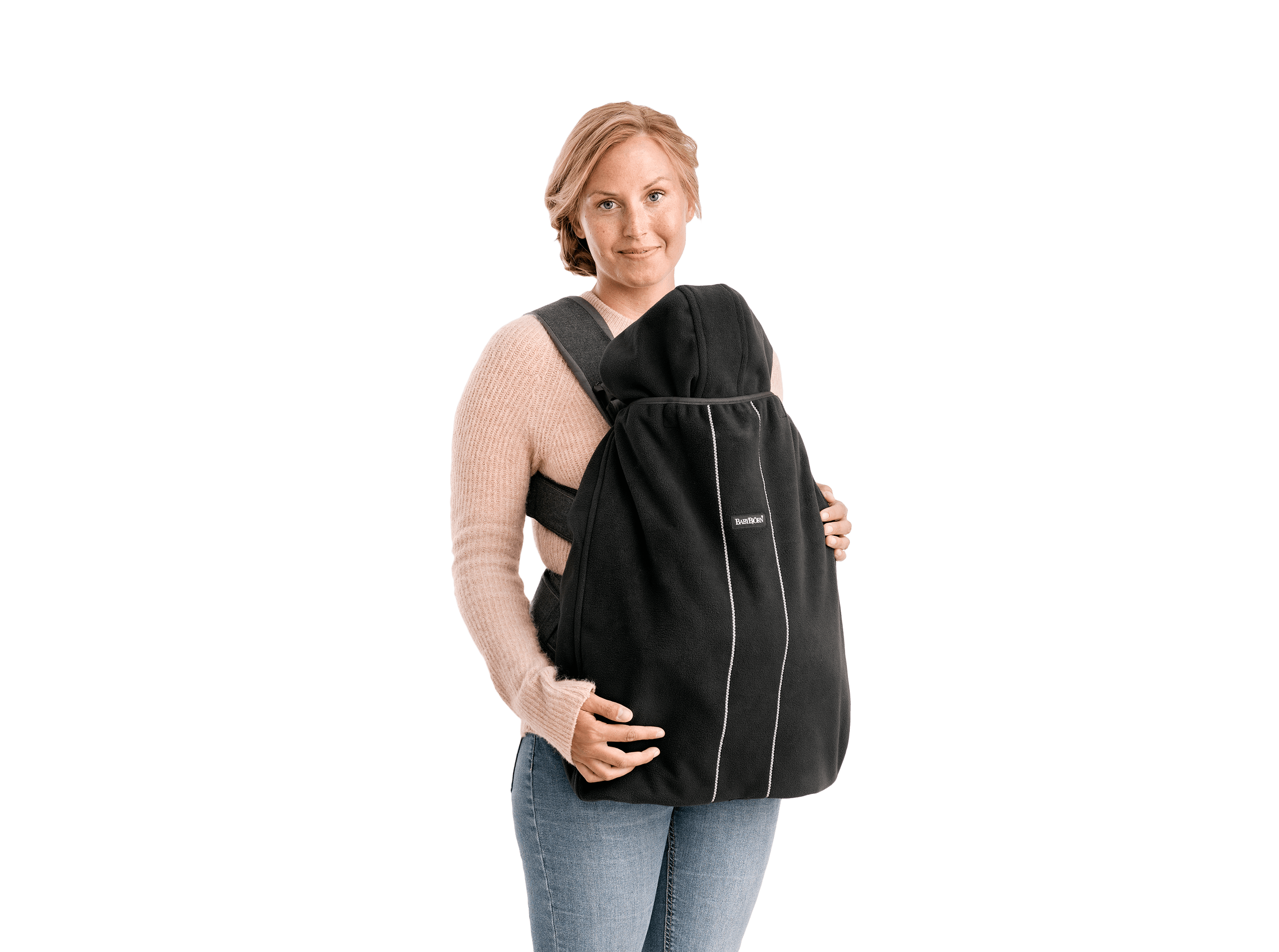 48c2e76da82 Windproof cover for baby carrier – new!