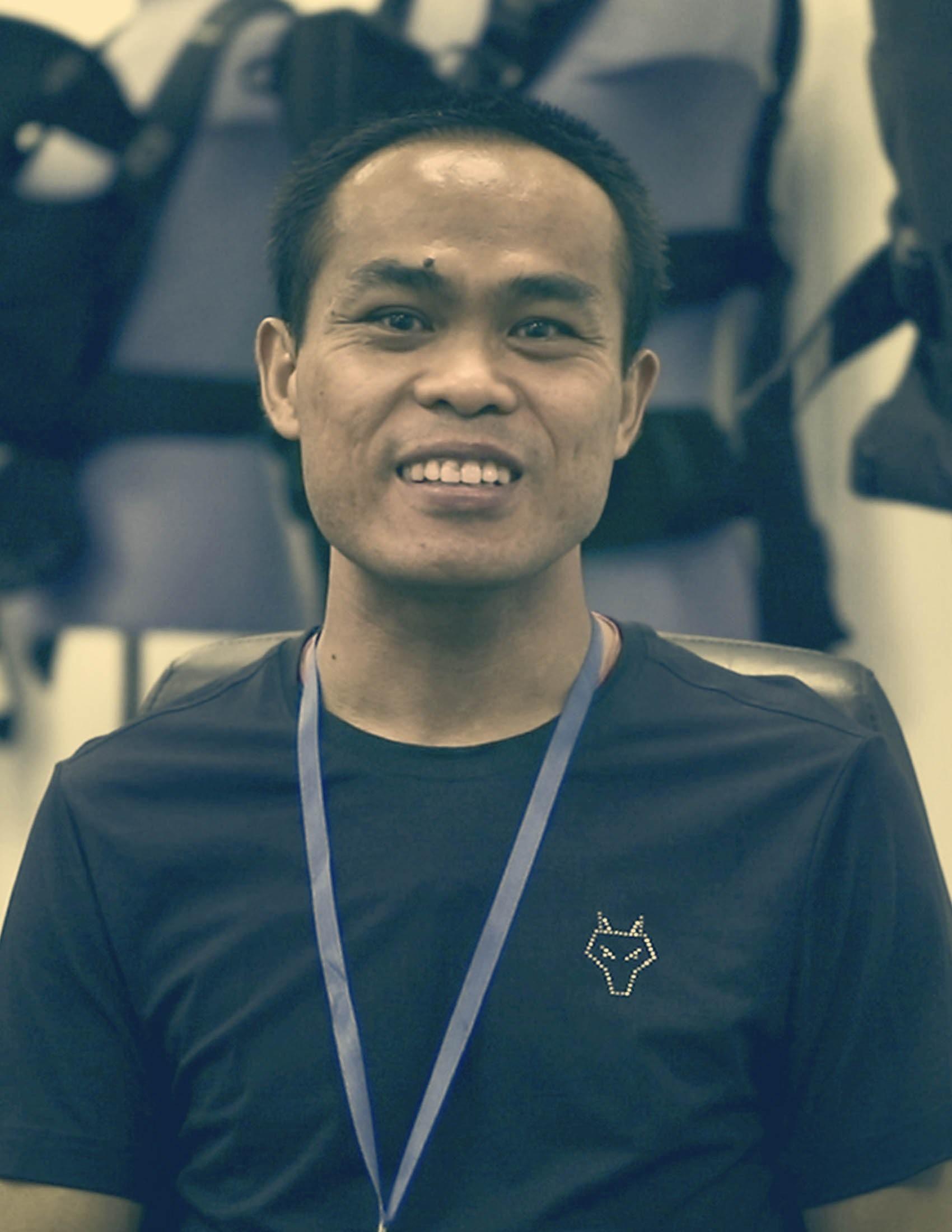 Headshot of Mor Yi Chun | BABYBJÖRN