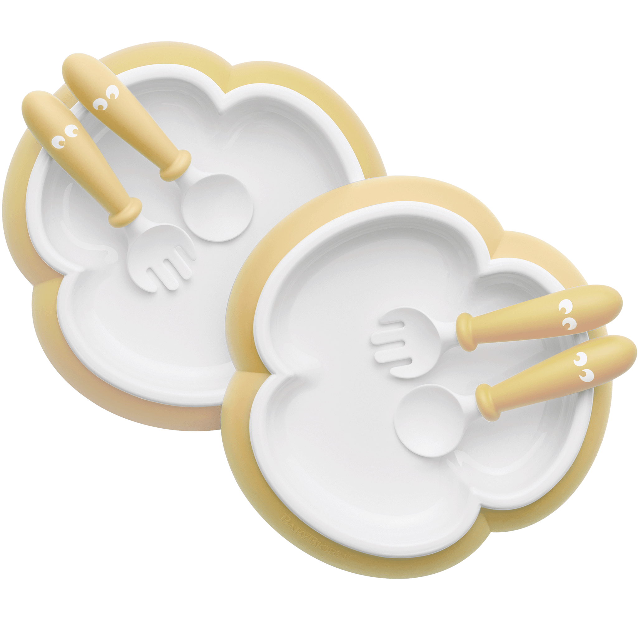 Baby First Steps Baby Feeding Set Plate Bowl Cups, Dishes & Utensils