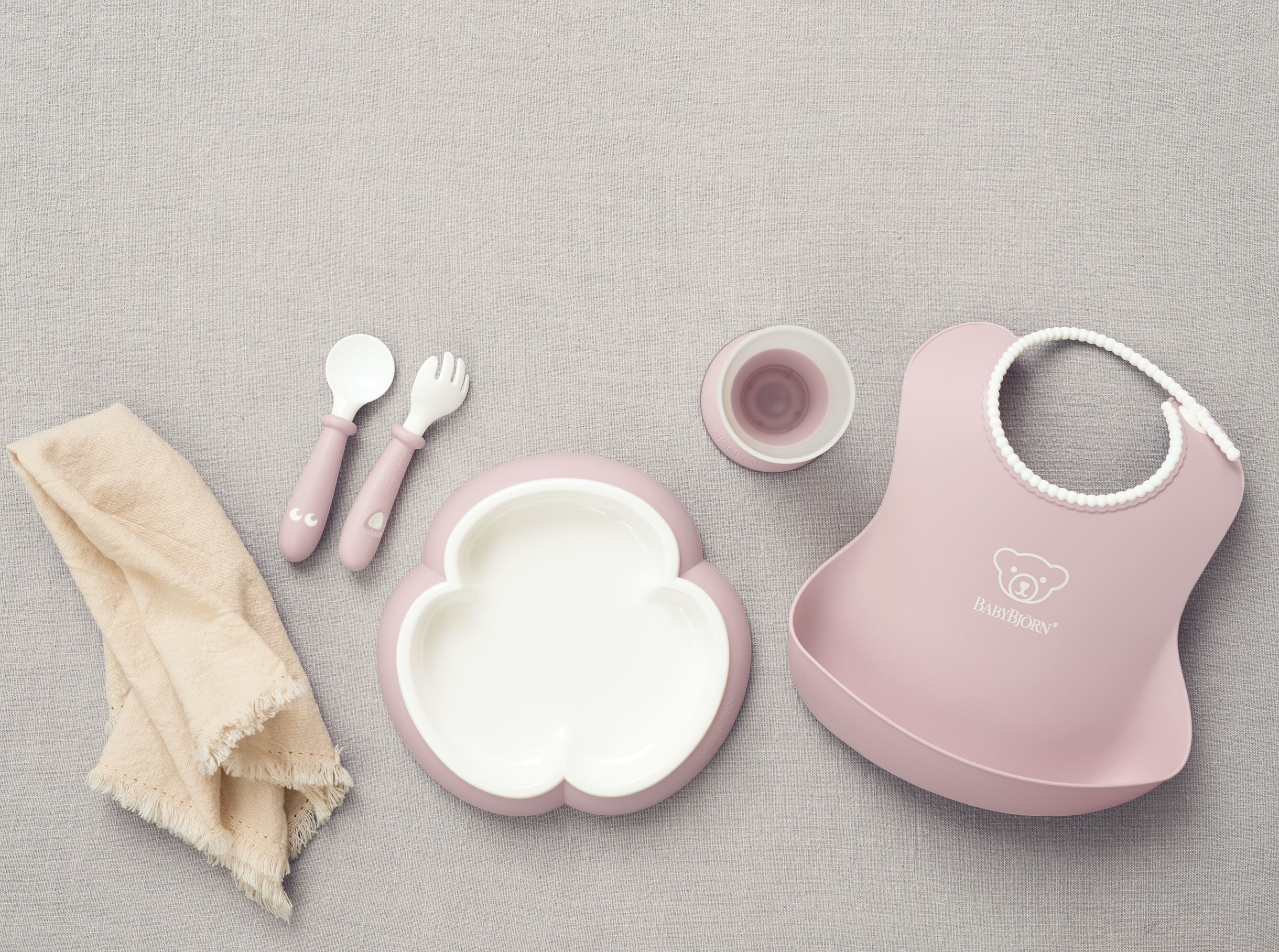 99d86426f1e Baby dinner set in an attractive gift box