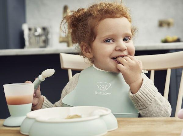 BABYBJORN Baby Dinner Set – New!