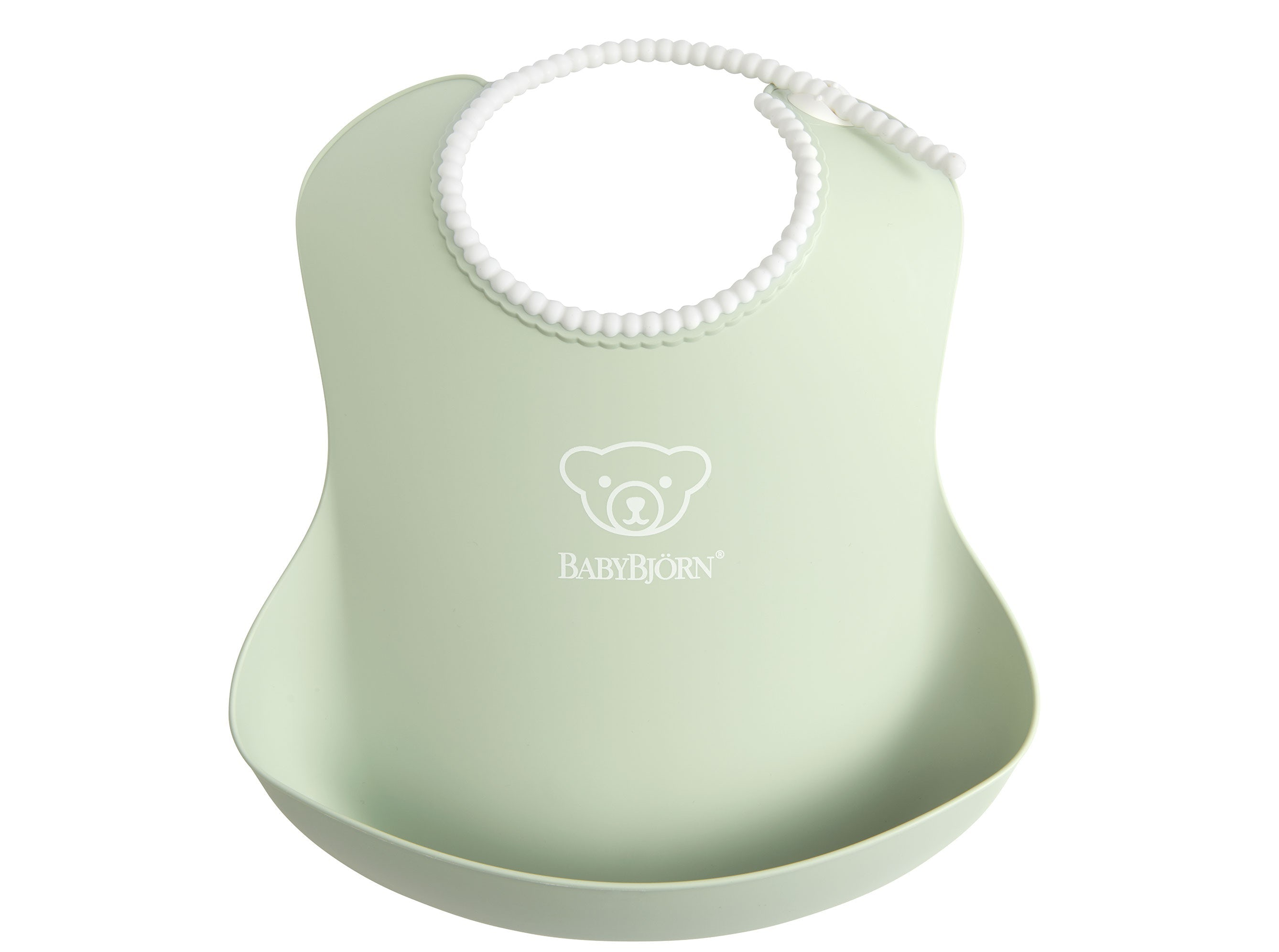 babybjorn-soft-bib-powder-green-1