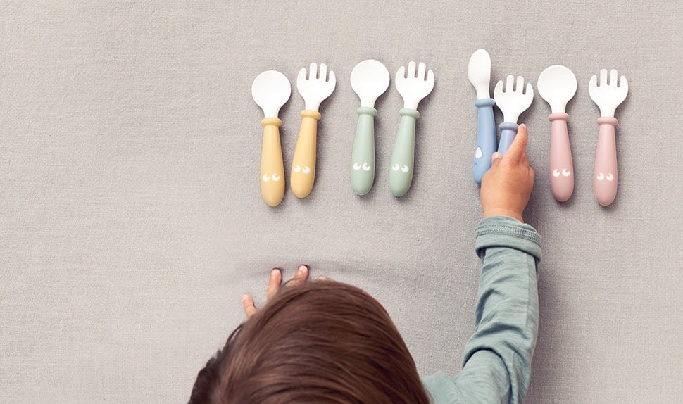 BABYBJORN Spoon and Fork - new!