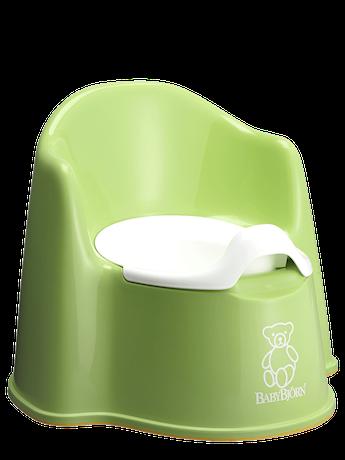 Potty Chair Green - BABYBJÖRN