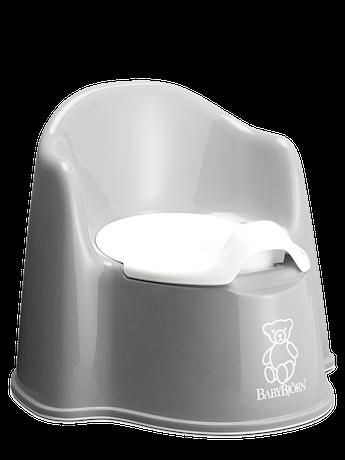 Potty Chair Grey - BABYBJÖRN