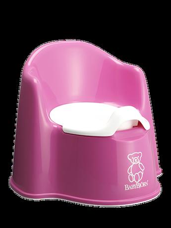 Potty Chair Pink - BABYBJÖRN