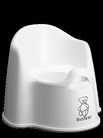 Potty Chair White - BABYBJÖRN