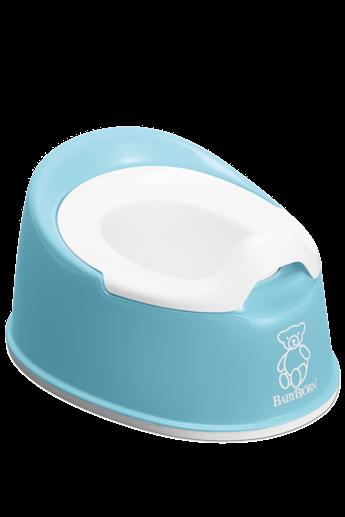 Smart Potty in Turquoise BPA-free plastic - BABYBJÖRN