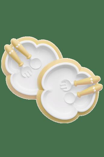 babybjorn-assiette-cuillere-et-fourchette-pour-bebe-2-ensembles-jaune-pastel-001