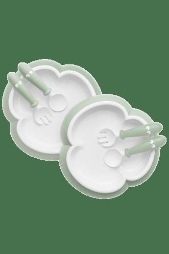 babybjorn-assiette-cuillere-et-fourchette-pour-bebe-2-ensembles-vert-pastel-001