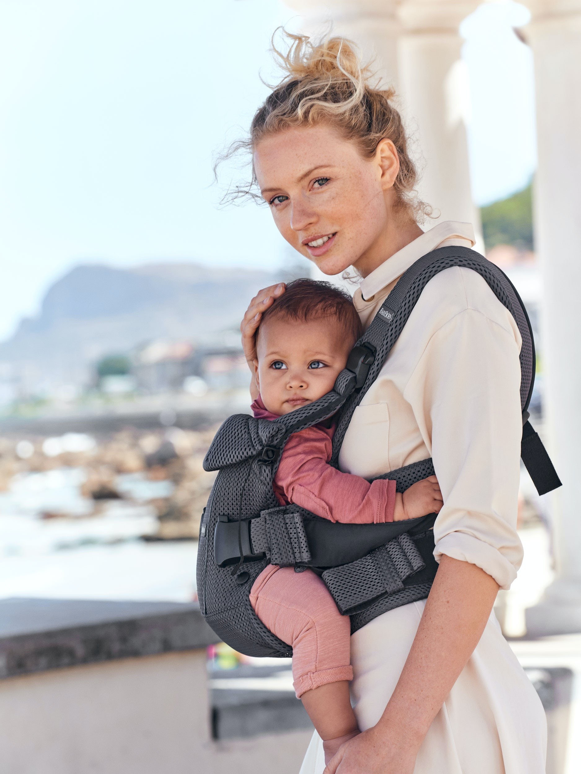 2d3ddd15455 Baby Carrier One Air – in cool, airy mesh   BABYBJÖRN