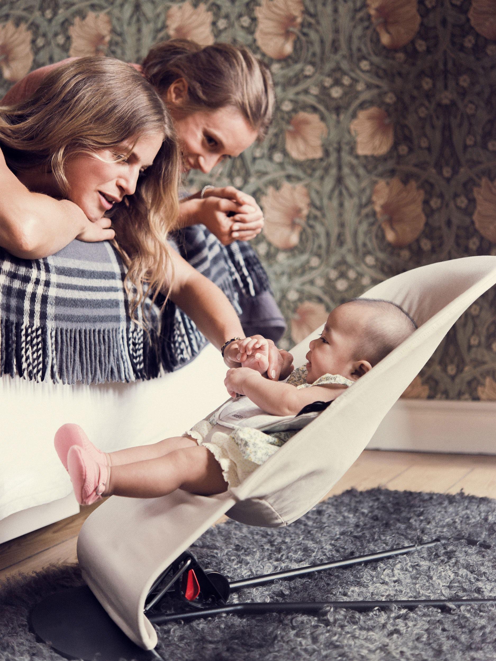 Balance Soft – an ergonomic baby bouncer | BABYBJÖRN