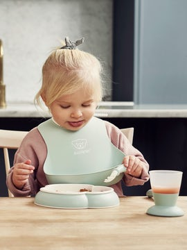 BABYBJORN Baby Dinner Set – New!