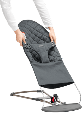 Fabric Seat for Bouncer Bliss in airy mesh, supersoft jersey or soft quilted Cotton - BABYBJÖRN