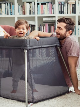 Play Yard Easy Go Anthracite - BABYBJÖRN