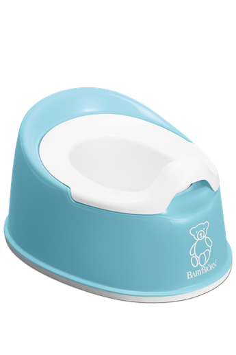BABYBJÖRN Smart Potty in Turquoise