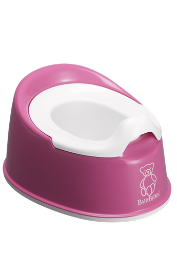 BABYBJÖRN Smart Potty in Pink