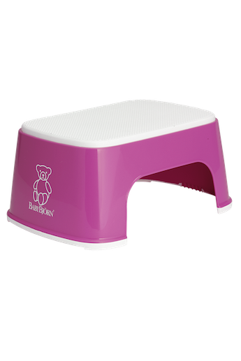 BABYBJÖRN Step Stool in Pink