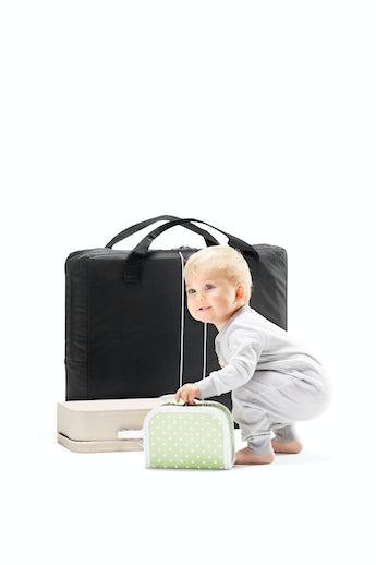 Transport Bag for Play Yard in Black - BABYBJÖRN