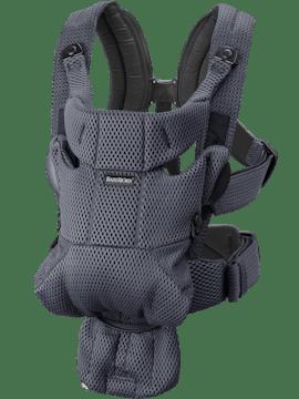 Porte-bébé Free Anthracite 3D Mesh - BABYBJÖRN