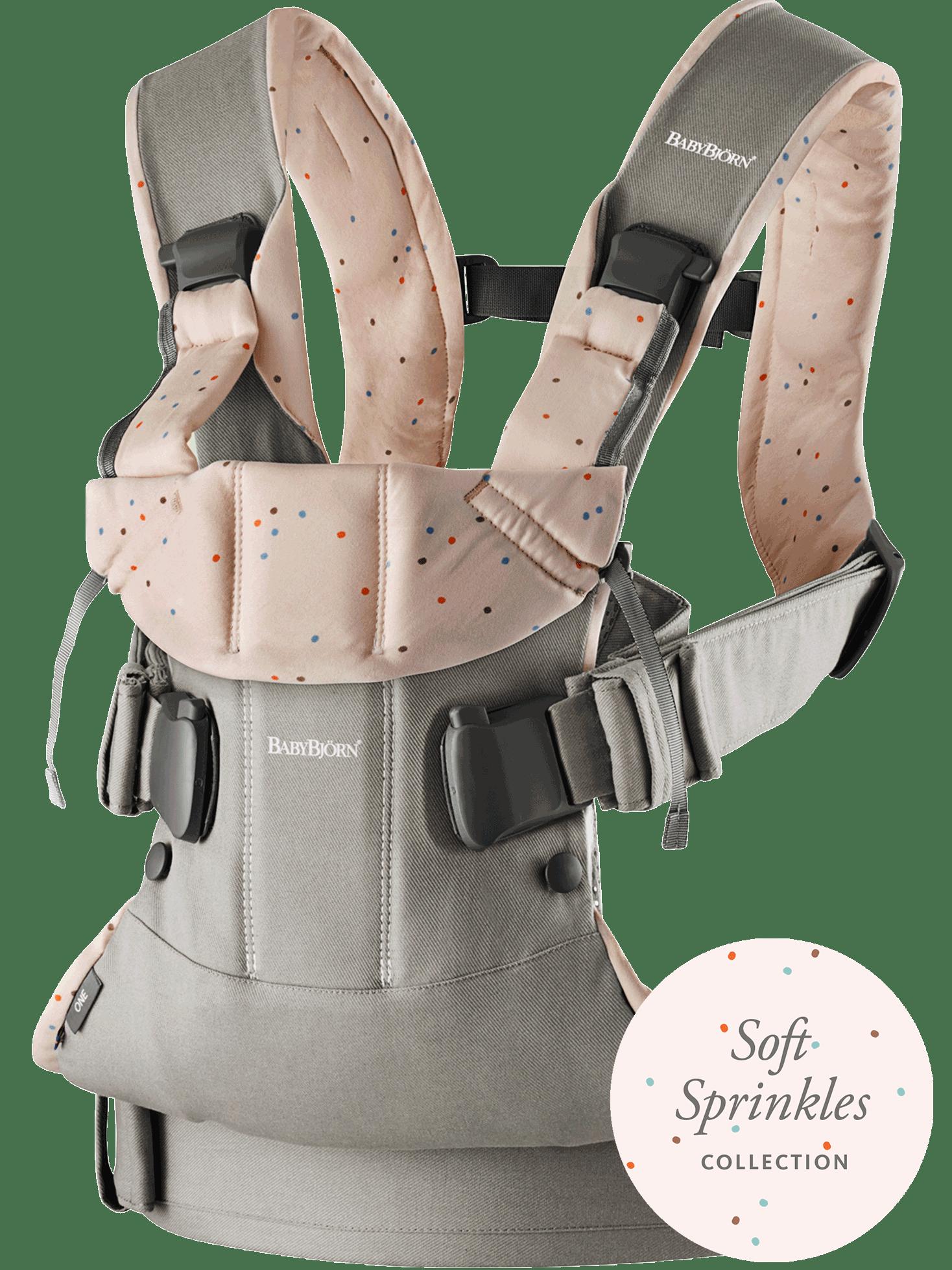 Baby Carrier One – an ergonomic best seller | BABYBJÖRN